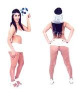 NEW Sexy Bride Women's Lingerie Lace White Intimate Bodysuit Brazilian F... - $14.01