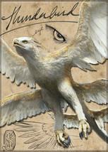 Fantastic Beasts Movie Thunderbird Name and Photo Fridge Magnet Harry Potter NEW - $3.99