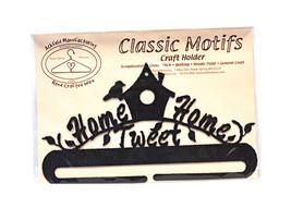 Classico Motivi Casa Tweet Casa 20.3cm Carbone Split Fondo Craft Supporto - $16.96