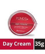 Wrinkle Corrector Pond's Age Miracle With SPF 15PA++ Day Cream, 35G Norm... - $16.83