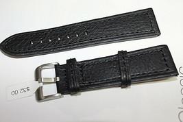 Alfa Buffalo Grain Genuine Leather Watch Band Hd S Ports Swiss Fits Panerai - $26.88