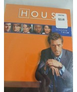House MD TV Show Complete Second Season 2 DVD With Bonus Features New Se... - $8.90
