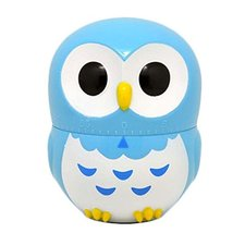 Creative Small Alarm Clock Time Management Cute Timer Timing Reminder A14 - $23.42