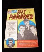 Hit Parader September 1960 Dion & The Belmonts Elvis Presley and more - $12.99