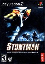 PLAYSTATION 2- STUNTMAN  - $7.95