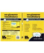No-Glamour Vocabulary - PC Software - $6.00