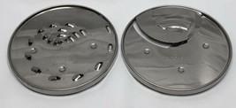 Cuisinart Set Of 2 Discs DLC-837TX And DLC-844TX (4 mm) - $19.59