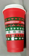 2020 Limited Edition Starbucks Holiday Cups Grande Reusable - $11.39