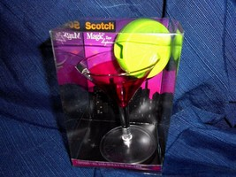 SCOTT MAGIC MARGARITA GLASS W/ LIME TAPE DISPENSER - €18,99 EUR