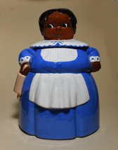 Charming Mammy Holding a Rolling Pin Cookie Jar - $50.00