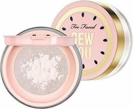 Too Faced Dew You Fresh Glow Translucent Setting Powder Radiant Pearl Nib - $24.26