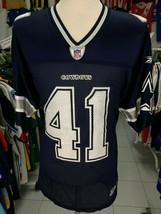 Trikot Dallas Cowboys (L)#41 Newman NFL Shirt Jersey Reebok  Maglia Cami... - $42.26