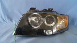 03-06 Audi A4 Cabrio Convertible XENON HID Headlight Driver Left Side LH image 3
