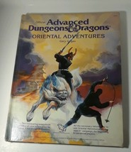 Advanced Dungeons & Dragons Oriental Adventures By Gary Gygax Vintage Tsr 1985 - $43.54