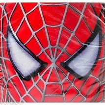 Spiderman 3 Dessert Napkins 16 Ct Spider-Man Super Hero Birthday Party S... - $3.22