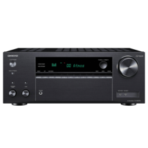 Onkyo TX-NR595 Home Audio Smart Receiver Dolby Atmos Enabled 4k Ultra HD... - $394.20