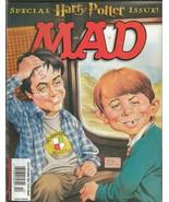 ORIGINAL Vintage Dec 2001 Mad Magazine #412 Harry Potter - $49.49