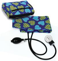 Prestige Medical Premium Aneroid Sphygmomanometer with Carry Case, Dotty Hearts - $31.98