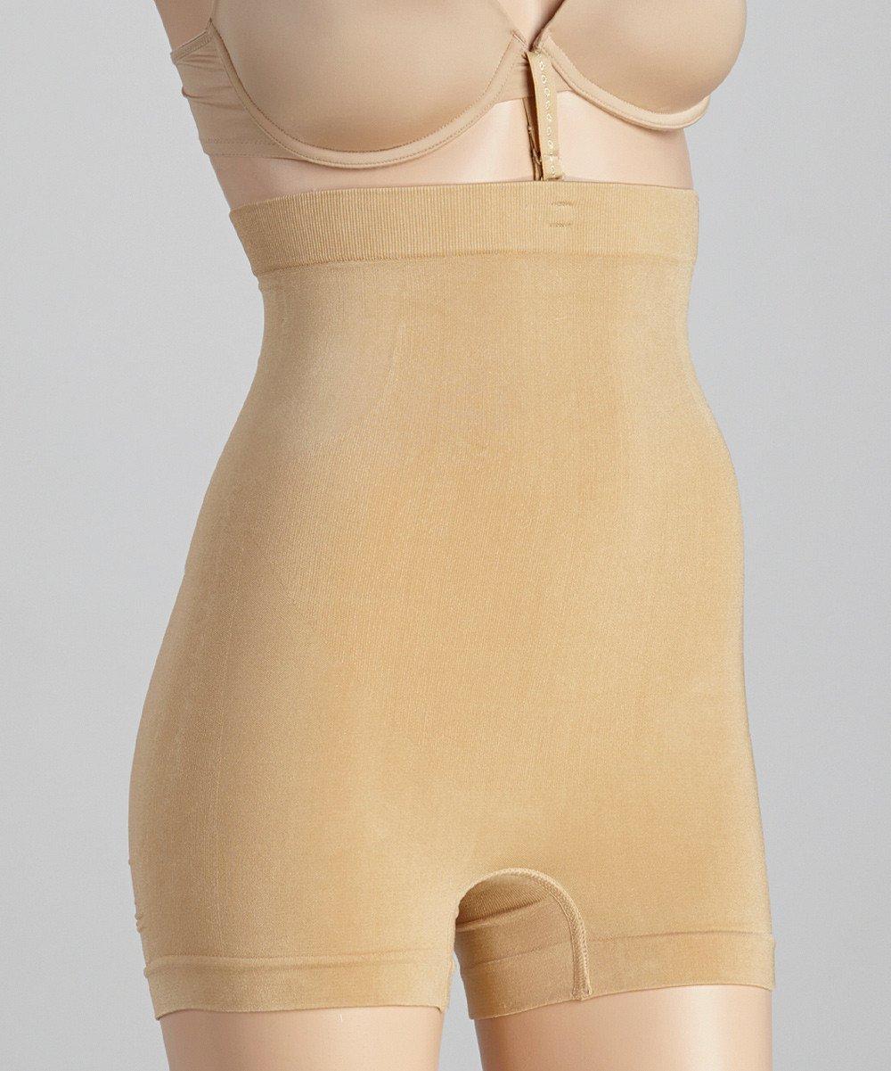 HIGH WAIST Girdle WOMEN'S  Body SHAPEWEAR SLIMMING Seamless BOYSHORT Spandex - $15.68