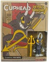 McFarlane Toys Cuphead Devil's Throne Small Construction Set - $12.59