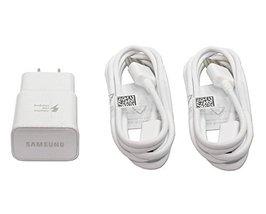 Genuine OEM Samsung Adaptive Fast Charging White Charger EPTA20JWE EP-TA... - $10.89