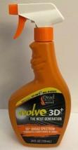 Dead Down Wind Evolve 3D+ Broad Spectrum 24 Oz.-RARE VINTAGE-SHIPS N 24 ... - $9.78