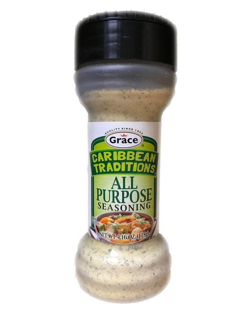 Primary image for Grace All Purpose Seasoning 4.16 oz