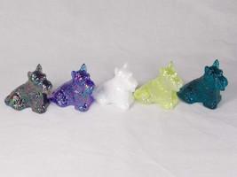 Boyd's Duke The Scottie Dog Figurine, Crystal Art Glass, Scottish Terrier, West  - $21.50