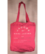 Marc By Marc Jacobs Womens Cotton Tote Bag Purse Pink  - $34.65