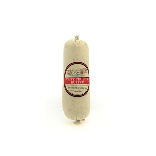 Primary image for White Winter Truffle Butter from France in Plastic Roll - 16 oz