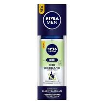 Nivea Men Duo Body Deodorizers, Summer Fresh, 100 ml FS - $10.54