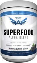 IMSOALPHA | SUPERFOOD | Organic Superfoods | Berry w/ Hoji & ACAI |30 Se... - $156.29