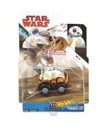 NEW SEALED 2017 Mattel Star Wars Hot Wheels All Terrain BB-8 Die Cast Car - $13.99