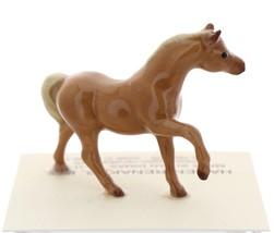 Hagen-Renaker Miniature Ceramic Horse Figurine Tiny Chestnut Mare image 3