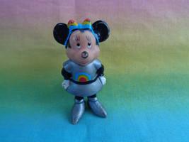 Vintage Disney Captain EO Tomorrowland Minnie Mouse PVC Figure - as is - $10.15