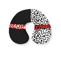 Cruella de Vil Disney Villains Inspired Travel Neck Pillow - $28.60 CAD