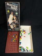 Vintage Mastermind Game Invicta A Battle Of Wits and Logic 1972 - $19.75