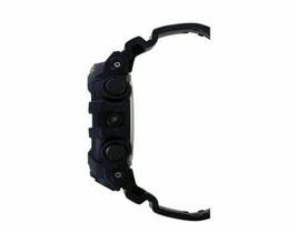 Casio G-Shock GA700 Digi Camo Front Button Resin Black/Lime Watch GA700DC-1A image 2