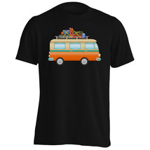 New Hipster Camper Van Art Men's T-Shirt/Tank Top m449m - $12.02+