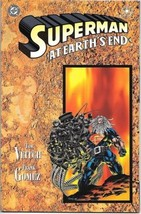 Superman At Earth's End Comic Book Graphic Novel DC 1995 NEAR MINT NEW U... - $5.48