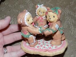 Cherished Teddies Missy,Cookie & Riley-Recipe For Friendsh 352586 NWOB - $50.00