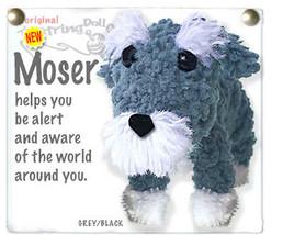Kamibashi Moser The Dog The Original String Doll Gang Keychain Clip - $10.99