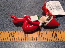 Dept 56 - Elf on the Shelf - Elf named Aubrey Christmas Ornament image 6