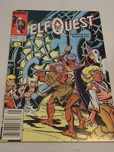 Marvel Comic ELFQUEST Richard and Wendy Pini May1987 Vol. 2 #22 - $5.50