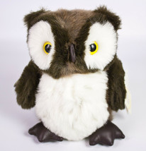 "Ganz Bros Ollie Owl 7"" Plush Stuffed Animal The Heritage Collection Vtg 1989 NWT - $18.95"