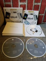 Apple iWork' 08 Retail office software  - $14.32