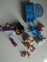 DISNEY Doc McStuffins Time for a Check-Up Doll lot - $17.45