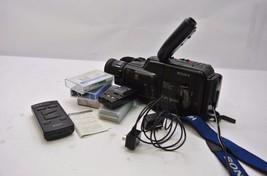 Vintage 8mm Handycam Sony CCD-F201 - $29.99