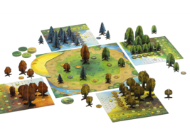 Photosynthesis  Strategy Board Game [New] - $52.19