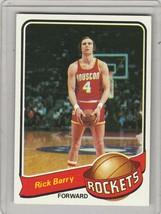 1979-80 Topps  #120 Rick Barry  VG - $1.42